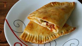 Calzone - Easy To Make Italian Recipe By Teamwork Food