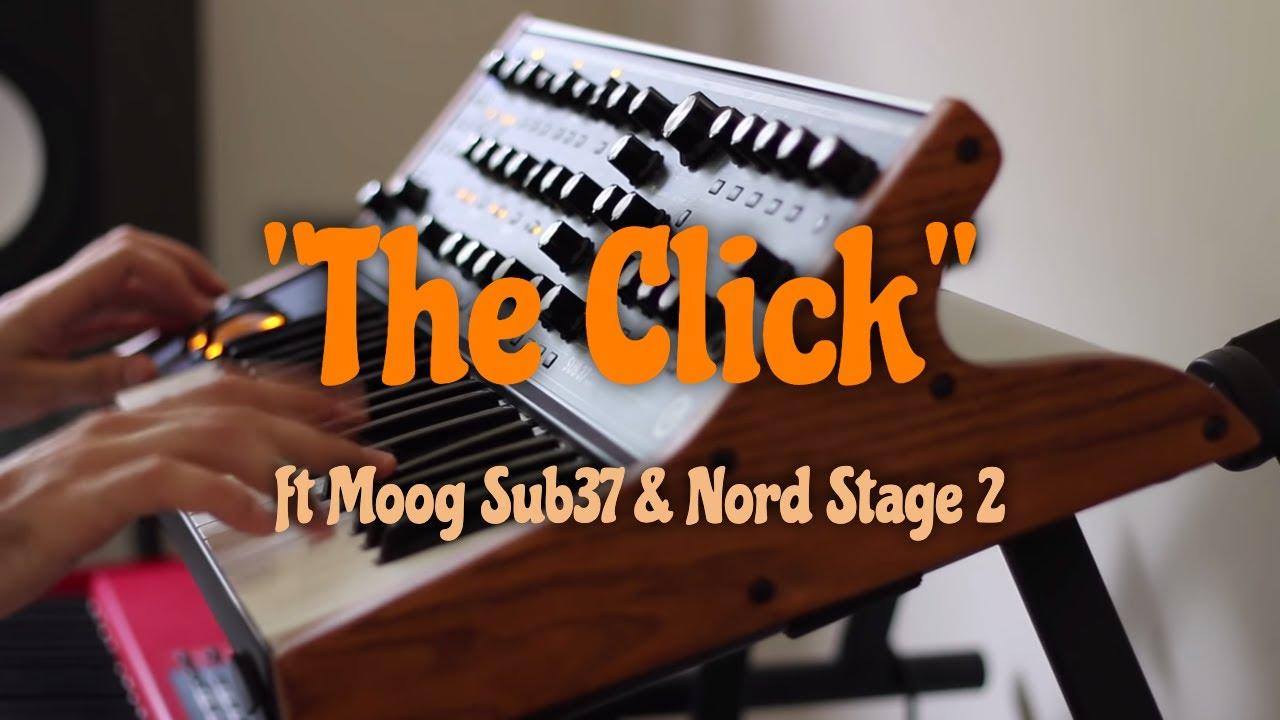 Vintage Funk Sound Pack for Moog Sub37