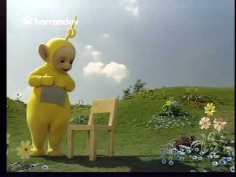Teletubbies - Emily and Jester (Czech Republic)