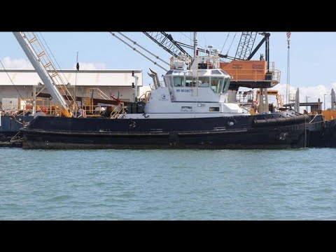 23m Barge Handling Tug for Various Harbour & Coastal Support Operation - AUD 2,560,000