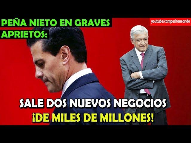 De último Minuto Peña Nieto En Aprietos ¡Dos nuevas y graves denuncias! – Campechaneando