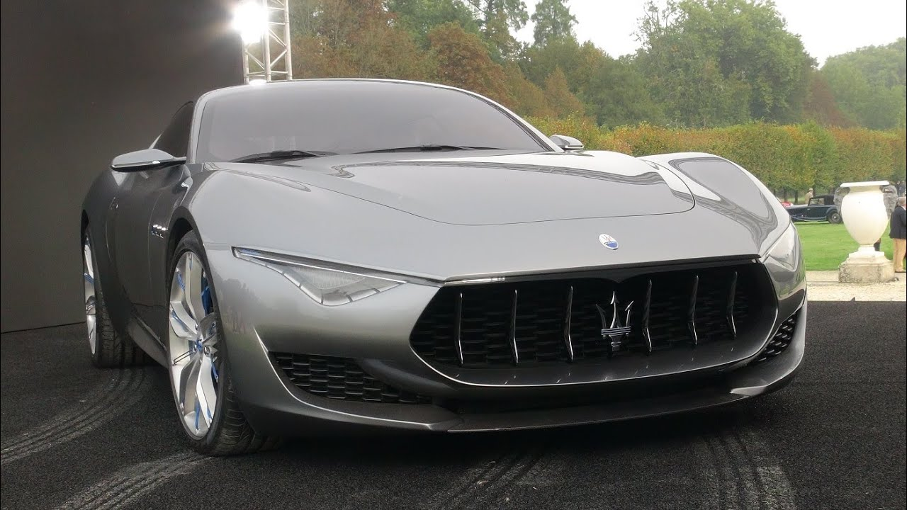 maserati alfieri concept 2015 youtube. Black Bedroom Furniture Sets. Home Design Ideas