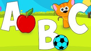 Phonics Song | Learn Alphabets for Children by Hooplakidz thumbnail