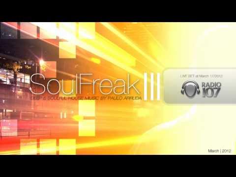 DJ Paulo Arruda - SoulFreak 3 -  Radio 107 - italy