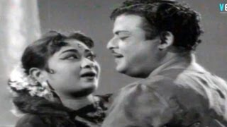 Poojaikku Vandamalar Tamil Full Movie : Gemini Ganesan, Savitri