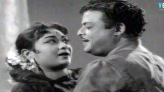 Poojaikku Vandamalar Tamil Full Movie : Gemini Ganesan, Savitri