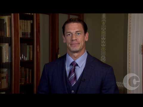 John Cena on the Importance of Copyright