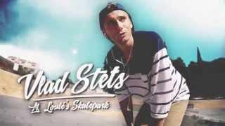 Vlad Stets at Loulé's Skatepark