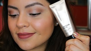 Bareminerals Complexion Rescue Tinted Hydrating Gel Cream Review & Demo