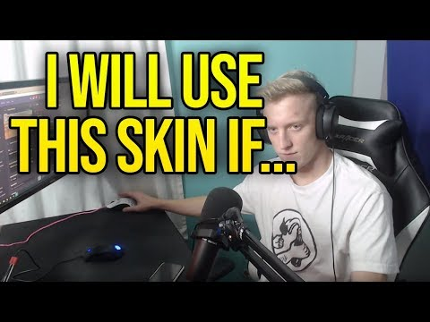 Tfue Says He Will Use This One Skin If...