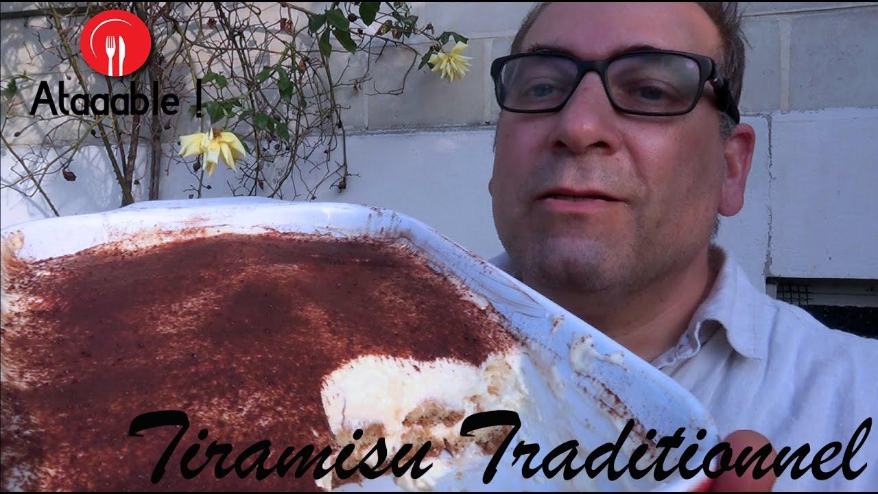 Cuisine italienne le tiramisu traditionnel youtube - Youtube cuisine italienne ...