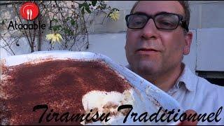 Cuisine Italienne - Le Tiramisu Traditionnel