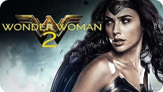 WONDER WOMAN 2 Movie Preview | What we know and what we wish to see!