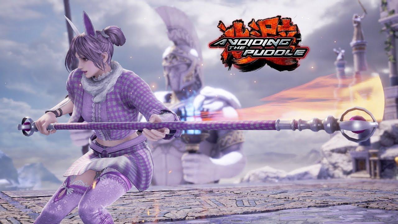 All those wacky Soul Calibur 6 custom characters are causing