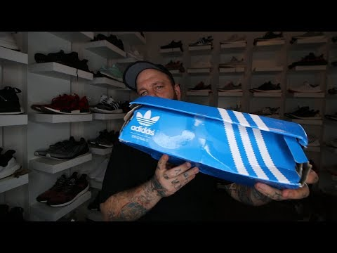 How NOT to SHIP shoes!!! + The HOTTEST Adidas IINIKIi yet?!?!