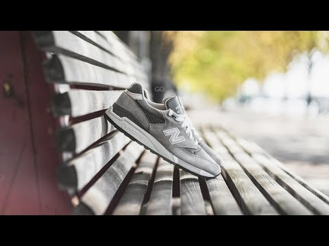 """New Balance 998 """"Grey"""" (M998): Review & On-Feet"""