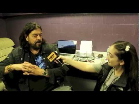 ALAN PARSONS Interview with Pavlina 2013 Orlando, FL