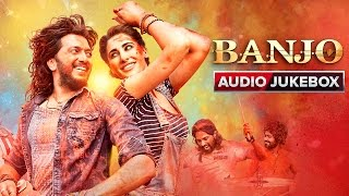 Banjo Movie Songs | Audio Jukebox | Riteish Deshmukh, Nargis Fakhri | Vishal &#0 …