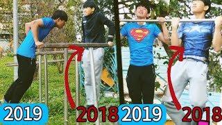 小峰【生活日常 VLOG】8.一年一度的拉單槓比賽,不得了的成績?!
