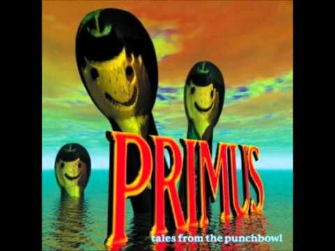 Primus- Professor Nutbutter's House of Treats