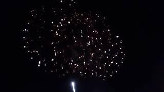 Фестиваль фейерверков 2018 Кострома