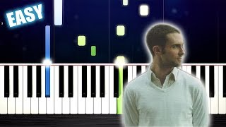 Maroon 5 - She Will Be Loved - EASY Piano Tutorial by PlutaX Video