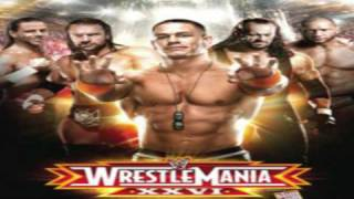 "WWE Wrestlemania 26 Theme Song ""I Made It"" By Kevin Rudolf"