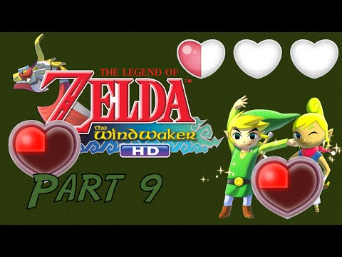 Wind Waker HD: More Unnecessary Damage - Part 9