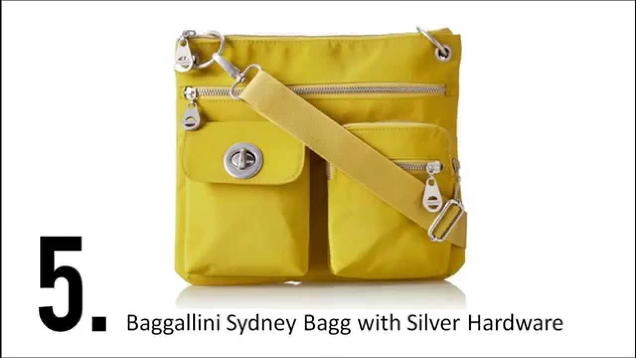 Top 5 Baggallini Handbags