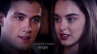 Guilherme e Raquel || Aham - Nicolas Germano || As aventuras de Poliana
