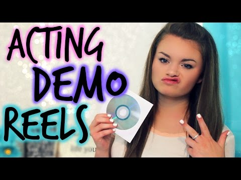 How To Make A KILLER Acting Demo Reel!