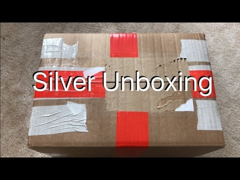 Silver Unboxing - Large Selection of Coins & Rounds