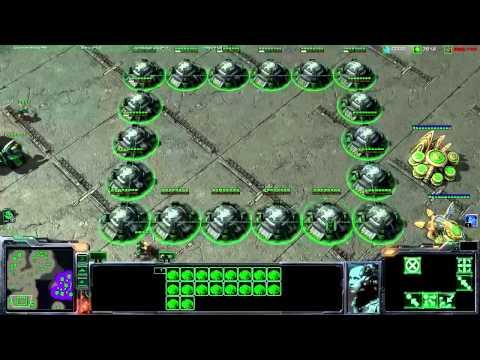 Parche/patch 1.1 starcraft 2, tanque de asedio y cambios no documentados