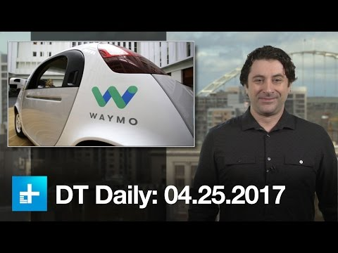 Google's Waymo driverless vans pick up real people in big Arizona test