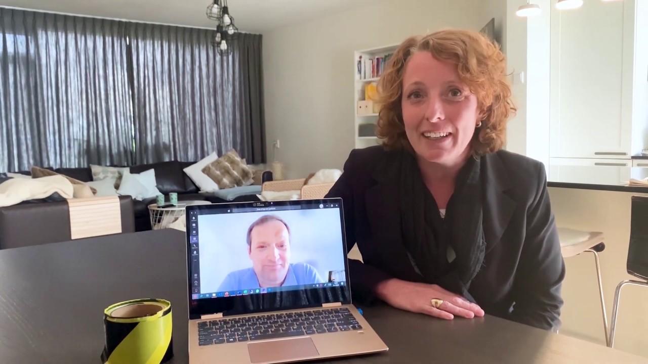 Lijden & leiden tijdens Corona: vlog interview met Joost Mortier OV reisinformatie (9292)