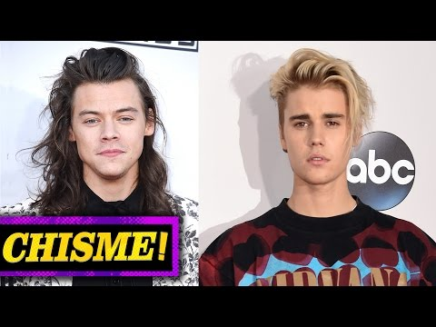 Justin Bieber Solo en Bar GAY, Harry Styles Se Va de One Direction!? - CHISMELICIOSO