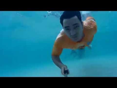 Lankawi Malaysia underwater video