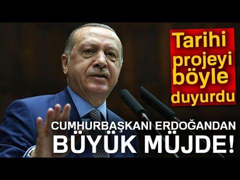 """Cumhrubaşkanı Erdoğan Açıkladı: """"Milli Savunma Füze Sistemi Geliyor"""""""