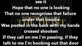 Macklemore & Ryan Lewis -Starting Over Feat.Ben Bridwell (Lyrics On Screen) (The Heist)