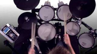 Kits Sounds on the Roland TD-9KX Electronic Drum Kit