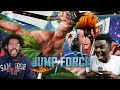 ROUND 2! AfroSenju Vs Heavenly Controller! Jump Force Online