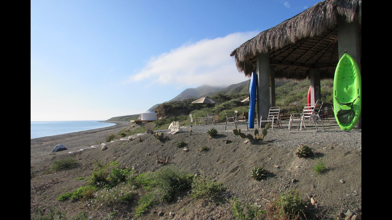 Comfort Whale Camp Magdalena Bay Baja Mexico Youtube