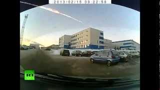 Meteorit Rusia feb 2013