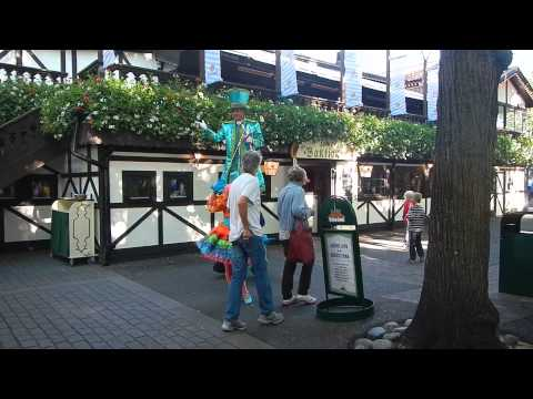 Marionette at Grona Lund in Sweden