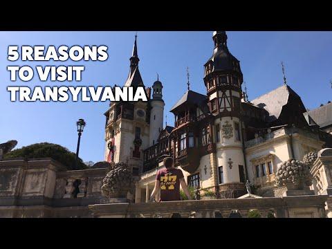 5 Reasons You Have To Visit Transylvania