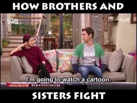 Funnyhow Brother And Sister Fight Youtube