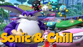 Playing Team Sonic Racing Online & Ghost Talk