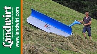 Hill Rake System Erni | landwirt.com thumbnail