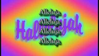 Hallelujah - KARAOKE polska wersja