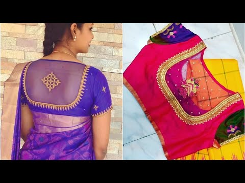 Partywear Net Sleeve Blouses Net Blouse Designs For Sarees Sheer Sleeves Blouse Ideas Youtube,Herman Miller Design Yard